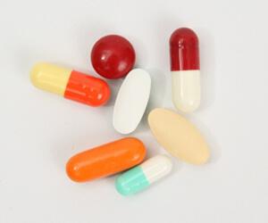 色々な錠剤