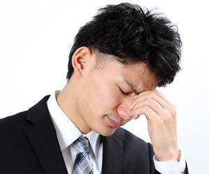 副作用の頭痛やめまい等