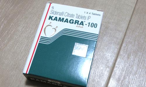 カマグラゴールド100mgの写真