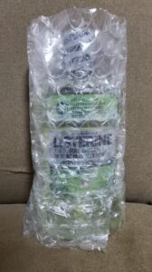 リステリン緑茶配合ゼロ1000ml包装